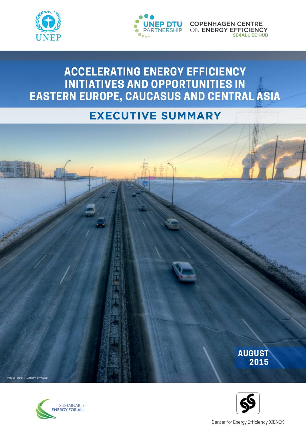 Executive Summary – Accelerating Energy Efficiency Initiatives in Eastern Europe, Caucasus and Central Asia (English Version)