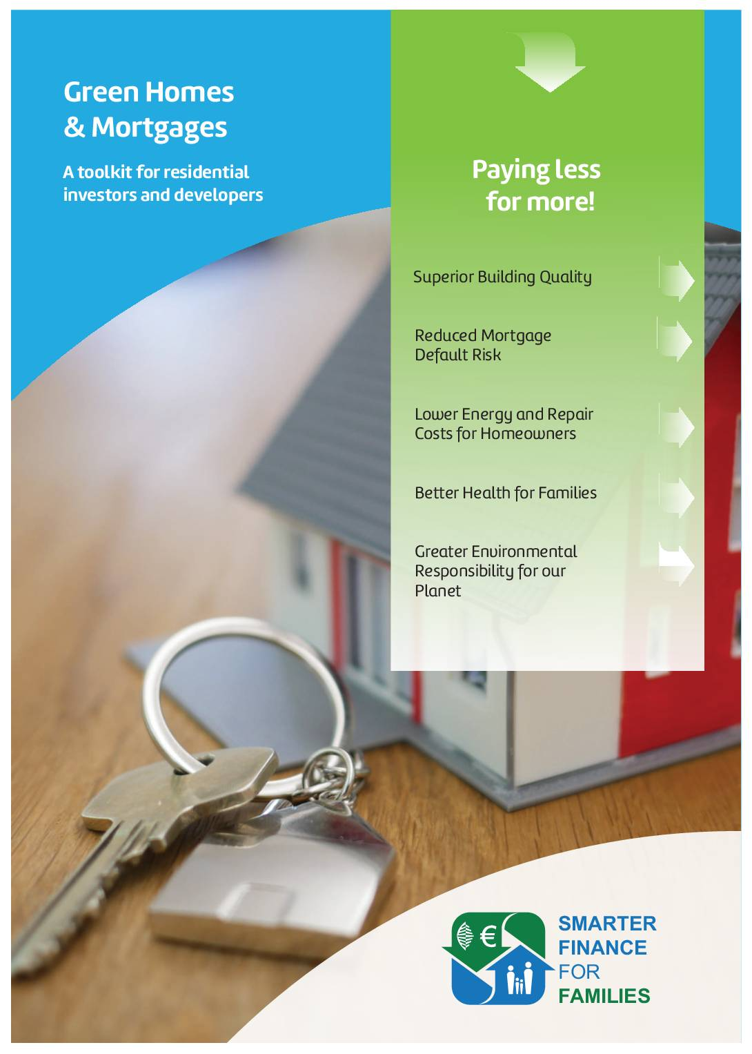 Green Homes & Mortgages: A toolkit for residential investors and developers (RO)